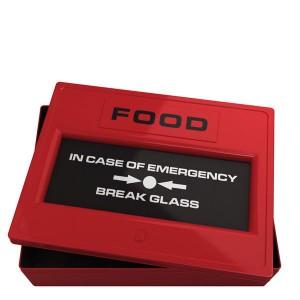IN CASE OF EMERGENCY TIN