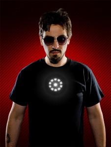 Iron Man Stark tshirt