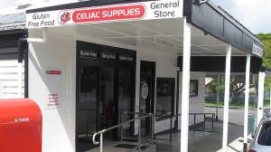 celiac storefront