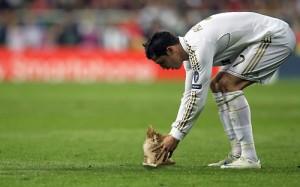 ronaldo cat