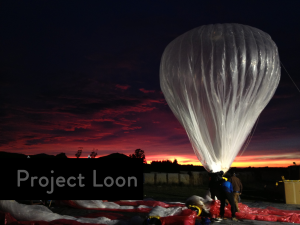 Project Loon from Google