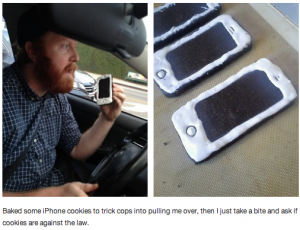 i phone cookie