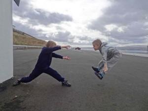 kids-hadoukening